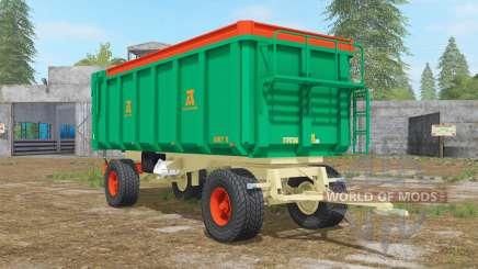 Aguas-Tenias GAT20 jade для Farming Simulator 2017