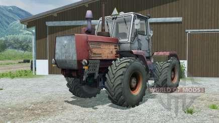 Т-150К панель управления для Farming Simulator 2013