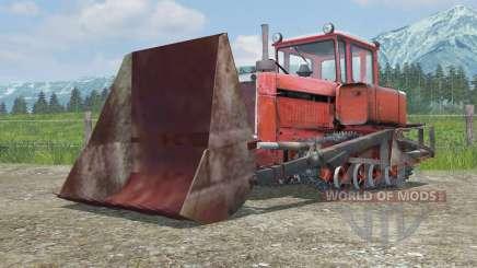 ДТ-75 ПФП-1.2 для Farming Simulator 2013