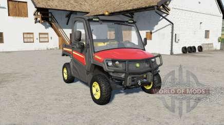 John Deere XUV865M multicolor для Farming Simulator 2017