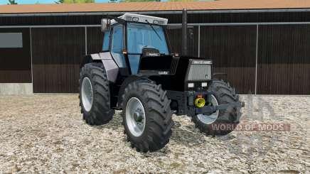 Deutz-Fahr AgroStar 6.61 repainted in black для Farming Simulator 2015