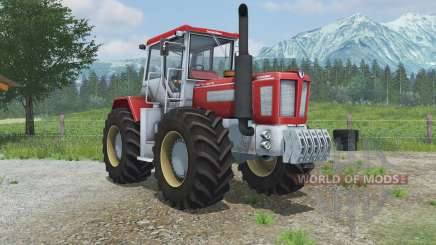 Schluter Profi-Trac 3000 TVL front weight для Farming Simulator 2013