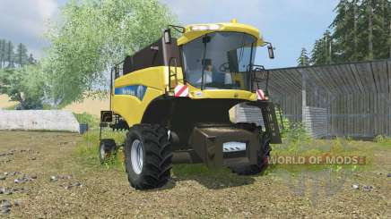 New Holland CX5090 Hillside для Farming Simulator 2013