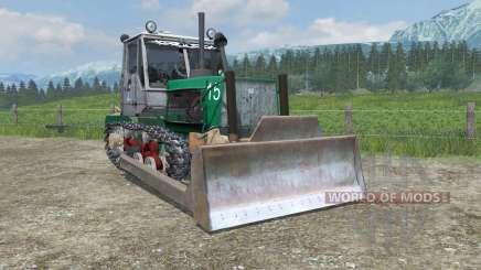 Т-150 с отвалом для Farming Simulator 2013