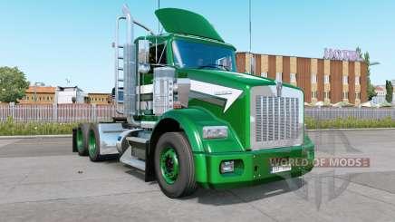 Kenworth T800 Day Cab для Euro Truck Simulator 2