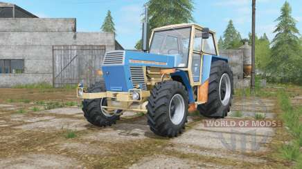 Zetor Crystal 12045 rich electric blue для Farming Simulator 2017