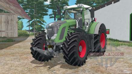 Fendt 939 Vario panel IC для Farming Simulator 2015