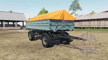 Fortschritt HW 80 Nokian tire для Farming Simulator 2017