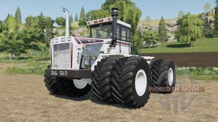 Big Bud 450-50 with few real addons для Farming Simulator 2017