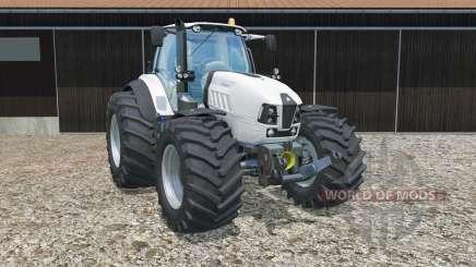 Lamborghini Mach 230 VRT wide tires для Farming Simulator 2015