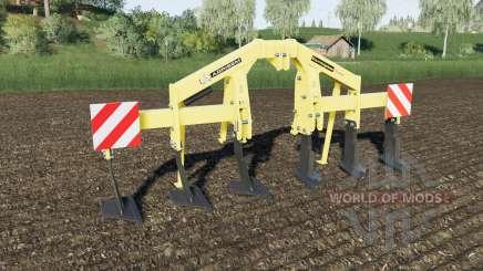 Agrisem Combiplow Gold 4m work speed 25 km-h для Farming Simulator 2017