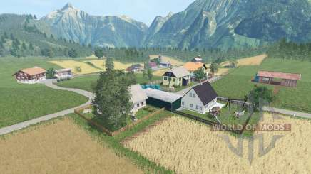 Walchen v1.2.1 для Farming Simulator 2015