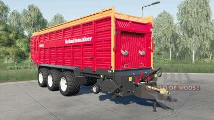 Schuitemaker Rapide 8400W для Farming Simulator 2017