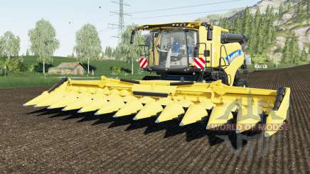New Holland CR10.90 Revelation для Farming Simulator 2017