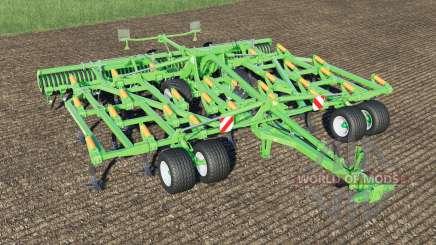 Amazone Cenius 8003-2TX Super plow для Farming Simulator 2017
