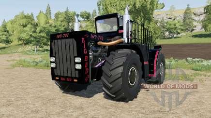 Big Bud 16V-747 Black Beast для Farming Simulator 2017