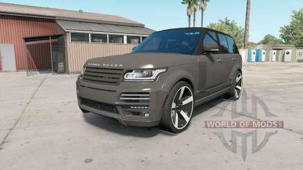 Land Rover Range Rover Vogue (L405) Startech для American Truck Simulator