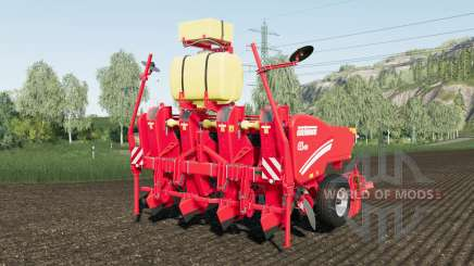 Grimme GL 420 with fertilizer function для Farming Simulator 2017