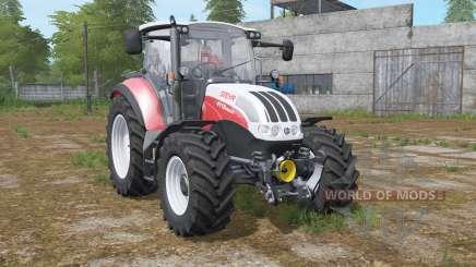 Steyr Multi chip tuning  для Farming Simulator 2017