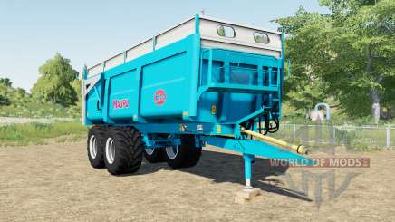 Maupu BBM 18 EVOlution для Farming Simulator 2017