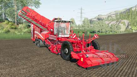Grimme Varitron 470 working speed 20 km-h для Farming Simulator 2017