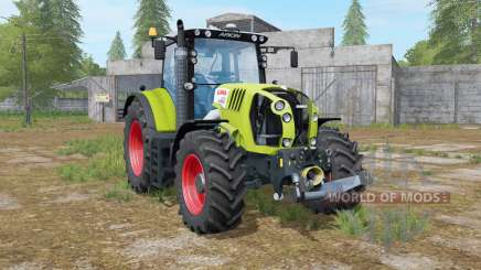 Claas Arion 600 для Farming Simulator 2017
