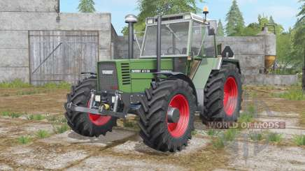 Fendt Favorit 615 LSA Turbomatik E washable для Farming Simulator 2017
