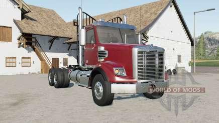 Freightliner Coronado SD для Farming Simulator 2017