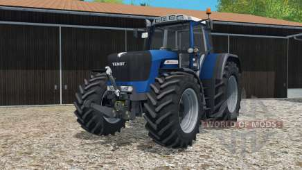 Fendt 930 Vario TMS blau для Farming Simulator 2015