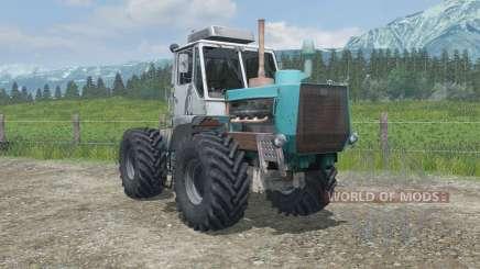 Т-150К голубой для Farming Simulator 2013