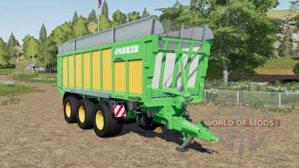 Joskin Drakkar 8600 hooked для Farming Simulator 2017