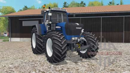 Fendt 930 Vario TMS schalke для Farming Simulator 2015