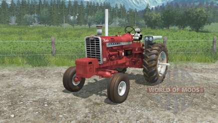 Farmall 1206 Turbo для Farming Simulator 2013