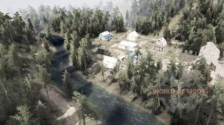 Три деревни для MudRunner