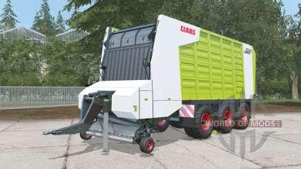 Claas Cargos 9500 rio grande для Farming Simulator 2015