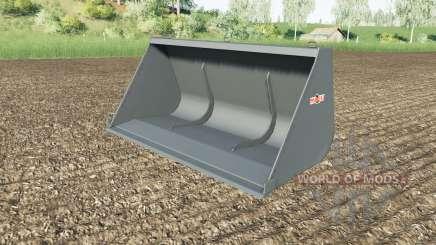Ковш с большим объёмом для Farming Simulator 2017