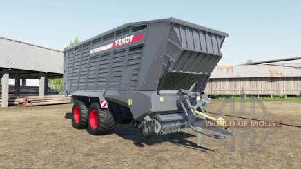 Fendt Tigo XR 75 D multicolor для Farming Simulator 2017