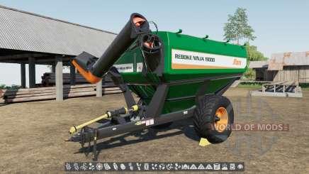 Stara Reboke Ninja 19000 multifruit для Farming Simulator 2017