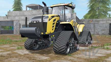Challenger MT900E-series with caterpillars для Farming Simulator 2017