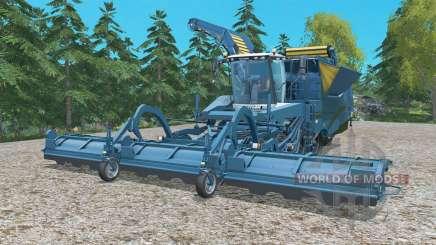 Grimme Maxtron 620&Tectron 415 для Farming Simulator 2015