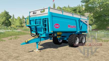 Maupu BBM 16 EVOlution для Farming Simulator 2017