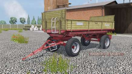 Krone Emsland all the fruits для Farming Simulator 2013