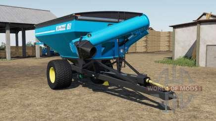 Kinze 851&1051 multifruit для Farming Simulator 2017