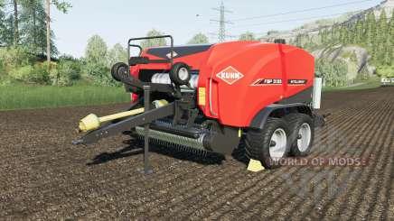 Kuhn FBP 3135 working speed 30 km-h для Farming Simulator 2017