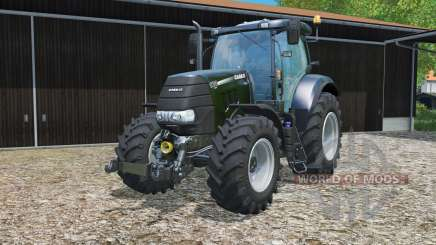 Case IH Puma 160 CVX Black Edition для Farming Simulator 2015
