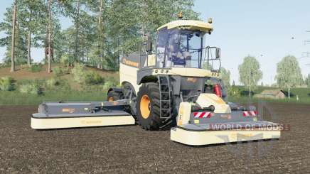 Krone BiG M 450 added colour choice для Farming Simulator 2017