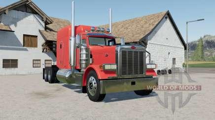 Peterbilt 379 1987 static lights для Farming Simulator 2017