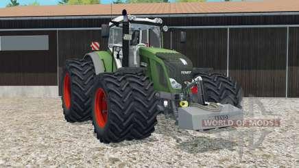 Fendt 828 Vario moveable rear attacher для Farming Simulator 2015