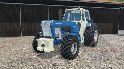 Fortschritt ZT 403 no pollution для Farming Simulator 2015