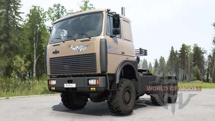 МАЗ-64229 для MudRunner